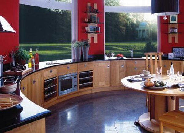 Идеи за модерна кухня интериор идеи