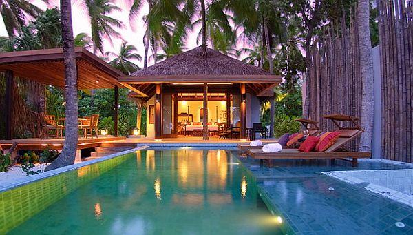 Anantara Kihavah Villas Maldives 7 11 от най добрите спа курорти по света