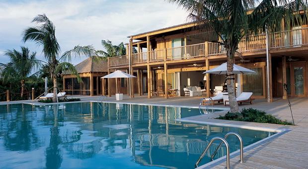 Parrot Cay resort 2 11 от най добрите спа курорти по света