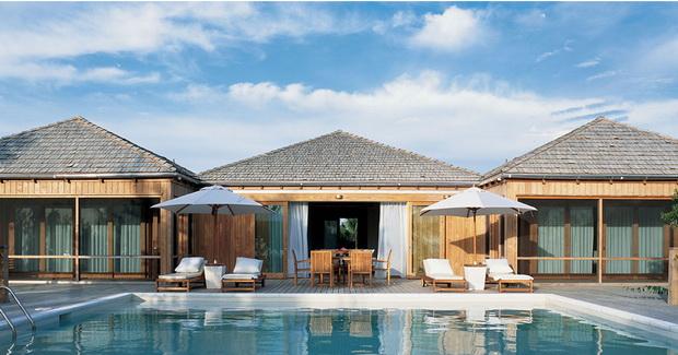 Parrot Cay resort 3 11 от най добрите спа курорти по света