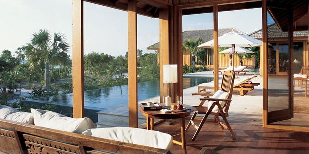 Parrot Cay resort 6 11 от най добрите спа курорти по света