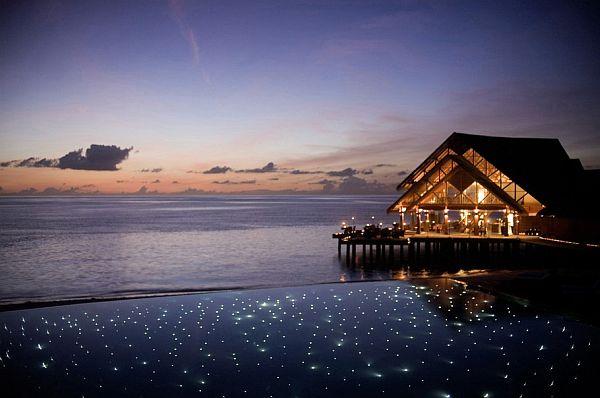 The Luxury Dhigu Resort Maldives 10 11 от най добрите спа курорти по света