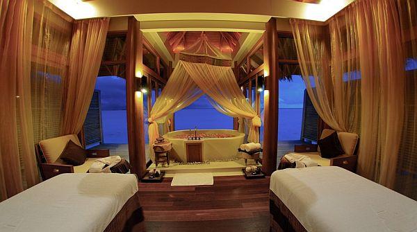 The Luxury Dhigu Resort Maldives 2 11 от най добрите спа курорти по света