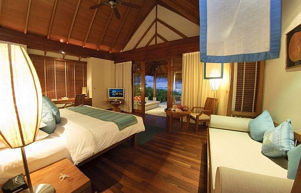 The Luxury Dhigu Resort Maldives 5 11 от най добрите спа курорти по света
