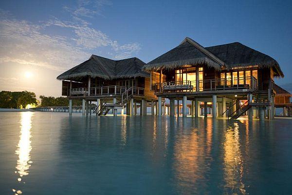 div water villa 4 11 от най добрите спа курорти по света