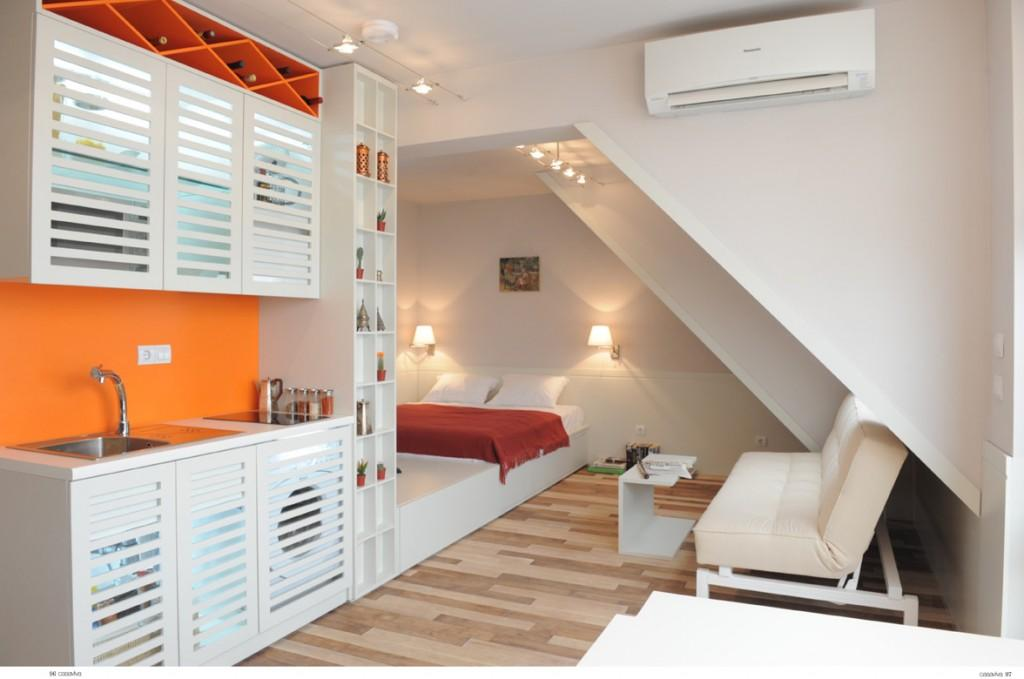 Идеи за малки жилища интериор идеи