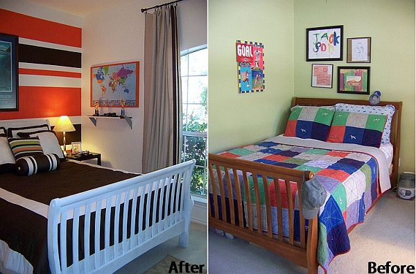 for Boy bedroom ideas 5 year old