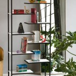 modern bookshelf with open shelves.png1  150x150 25 модерни лавици