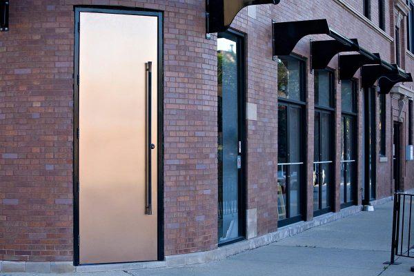 современные входные двери для дома