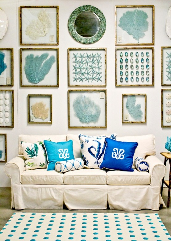 37 for Beach inspired interiors