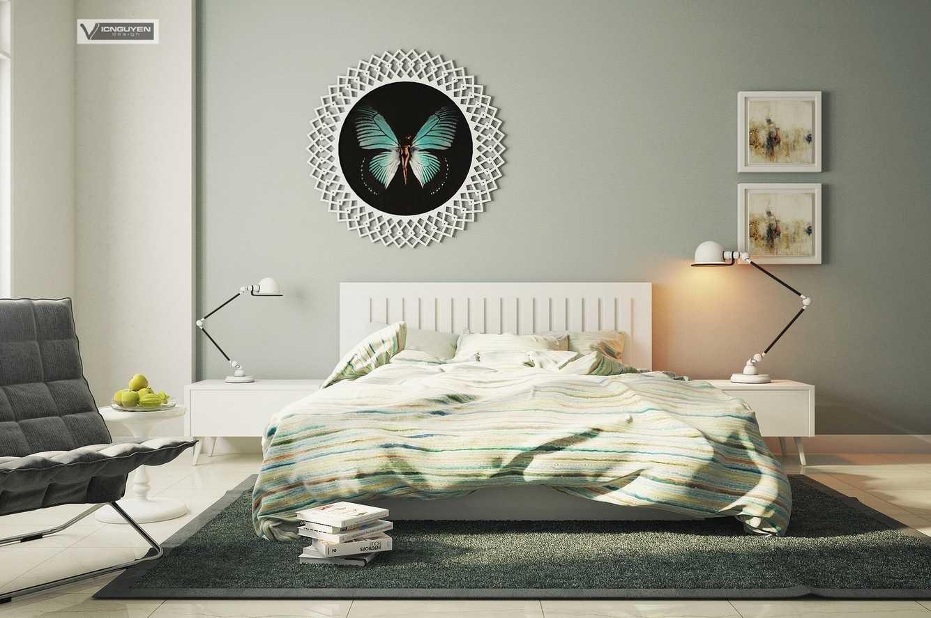 butterfly-bedroom-art
