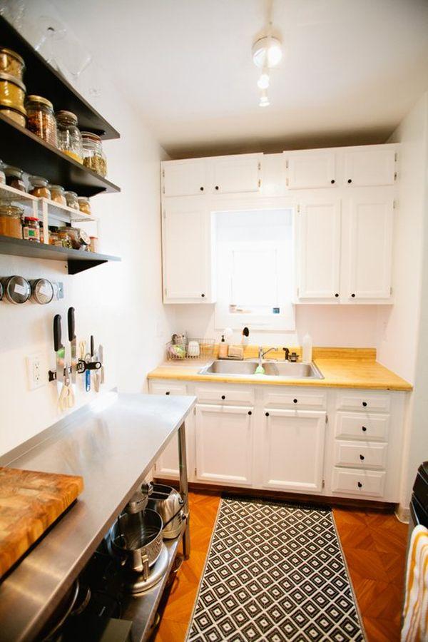 Storage Ideas For Small Spaces Kitchen
