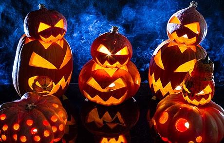 Изрежи тиква за Halloween