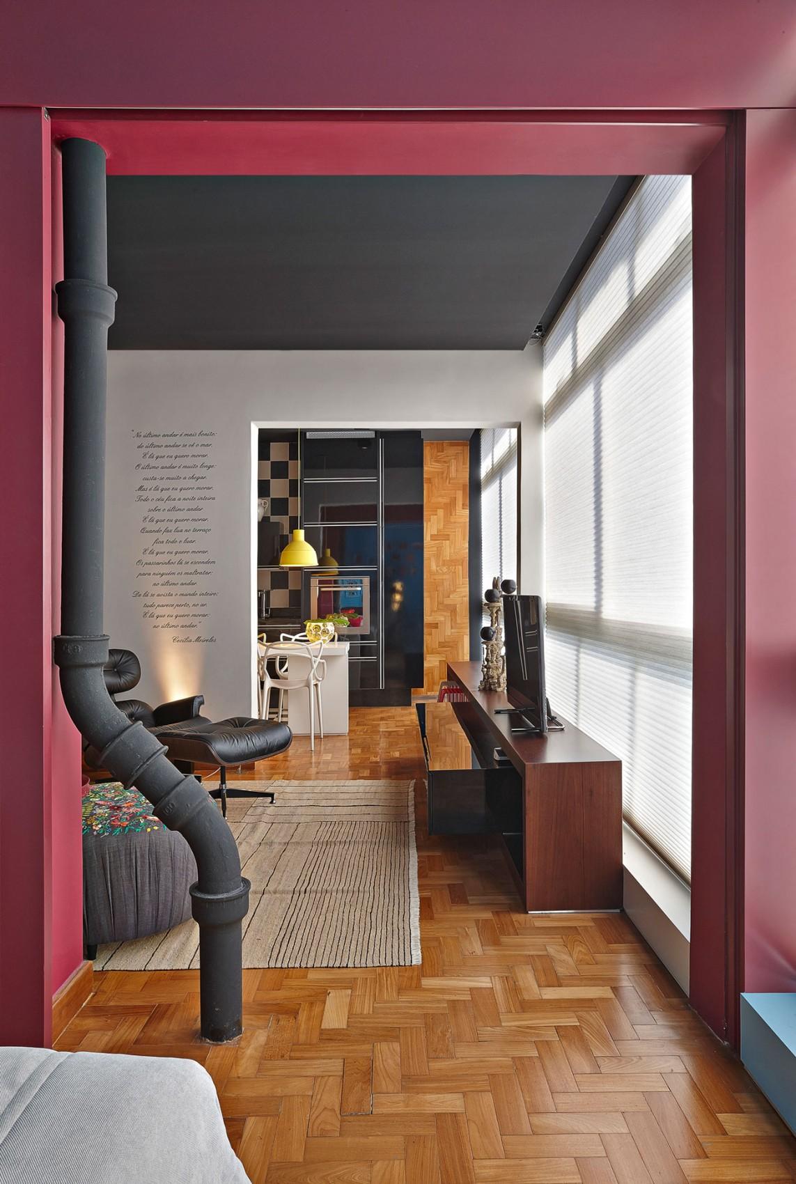 Апартамент в Бело Хоризонте Бразилия от Gislene Lopes