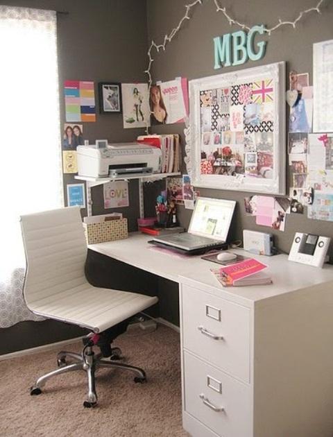 Как в своей квартире сделать офис