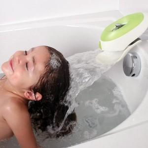Водопадче в банята