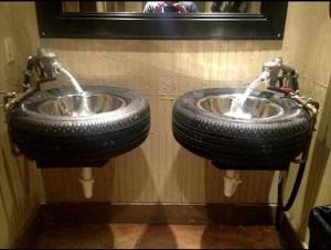 Мивка-гума