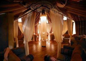Candle-Meditation-Room