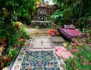 Outdoor-Meditation-Room