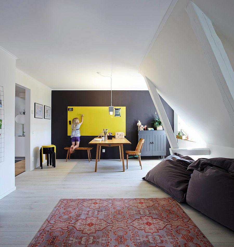 50 вдъхновяващи скандинавски дизайна за домашен офис