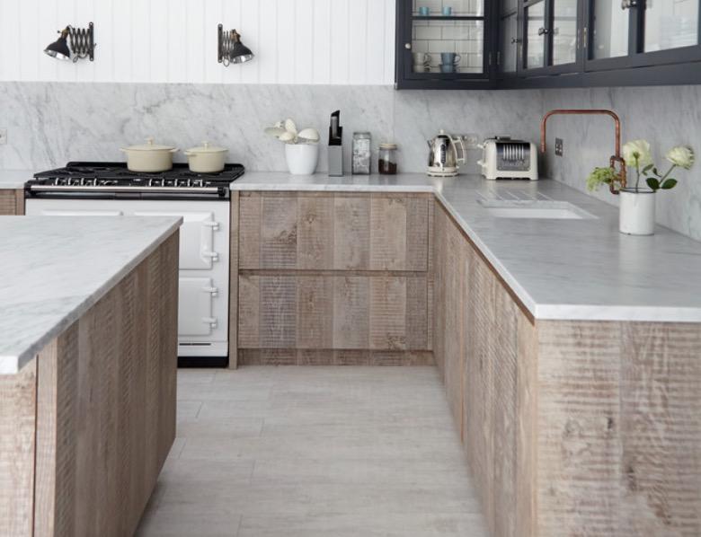 Стилни идеи за кухненски шкафове
