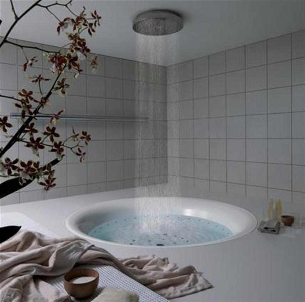 чудесен дизайн душ