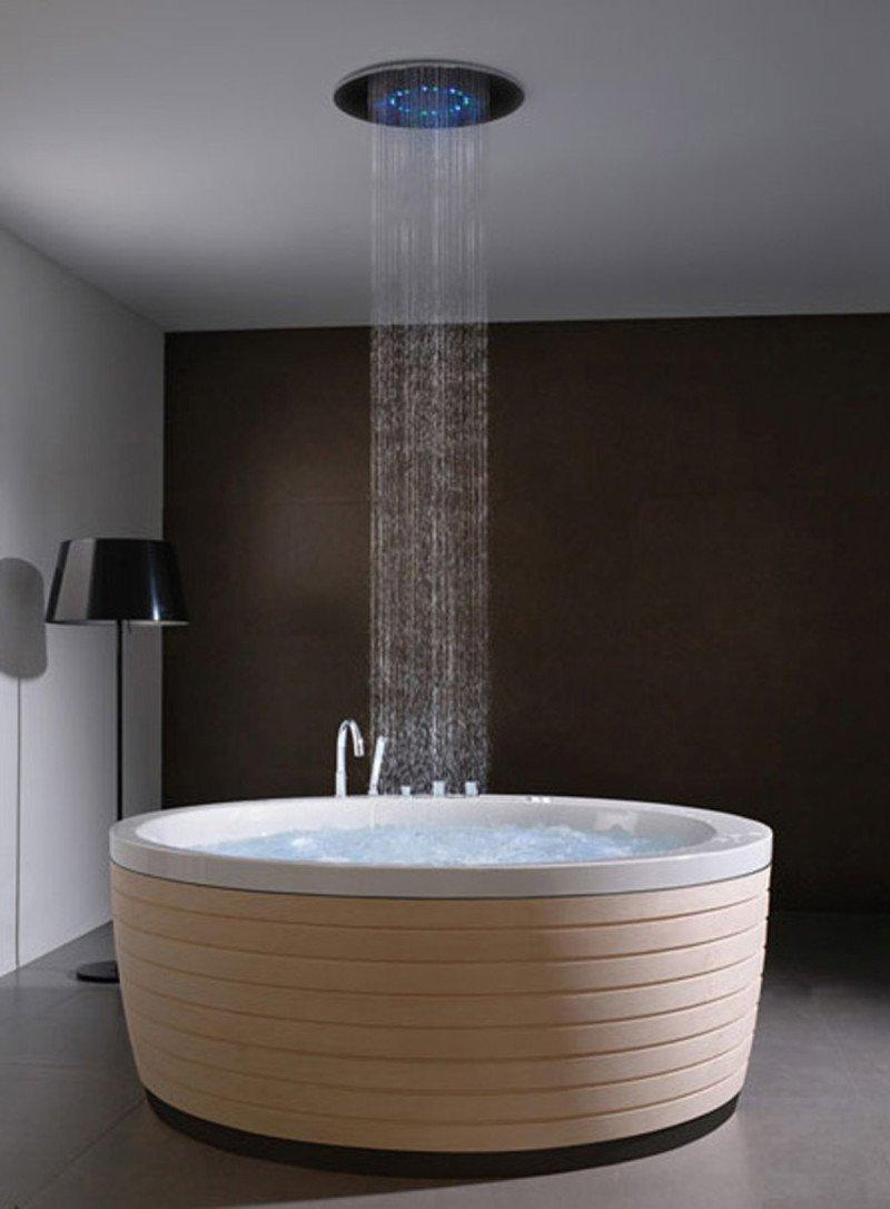 ефектна баня