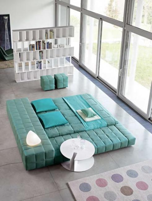 интересна спалня