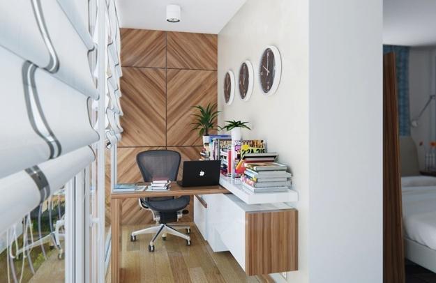 креативна идея за малък офис