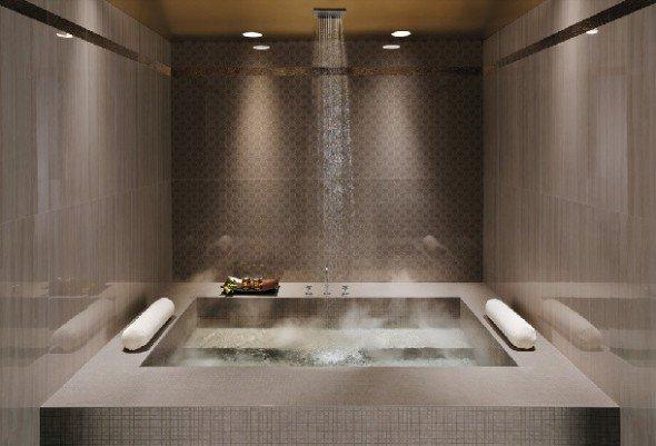 луксозни душове за баня