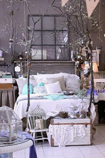 романтично легло
