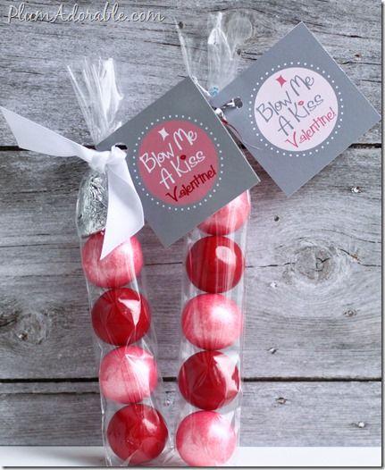 бонбони за Св. Валентин