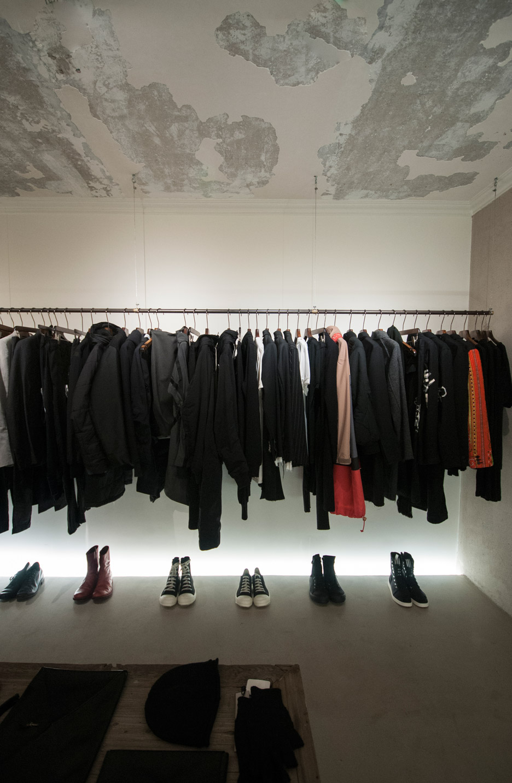 бутик за дрехи