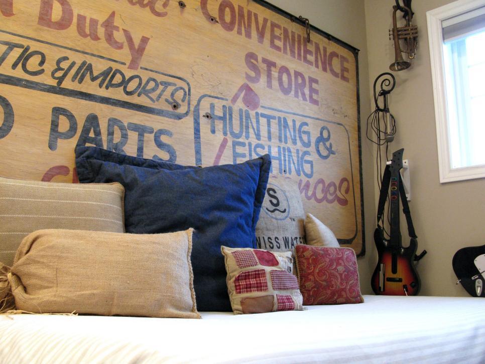 идея за табла за спалня