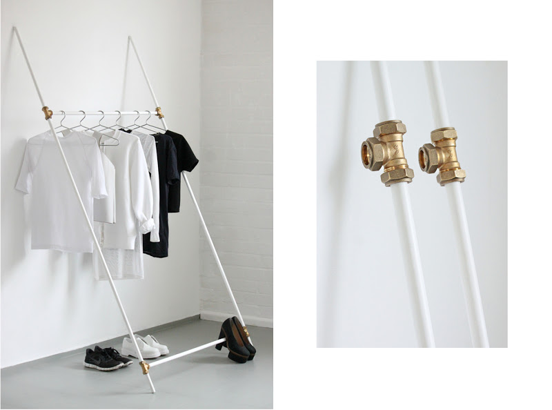 идея за закачалка за стена