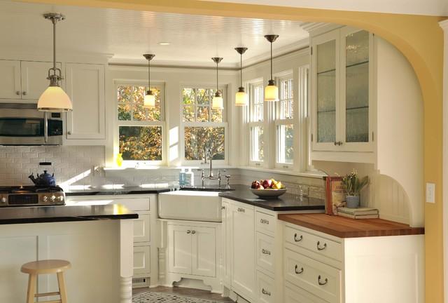 кухня с ъглова мивка