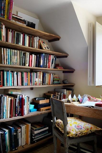 нестандартна секция за книги