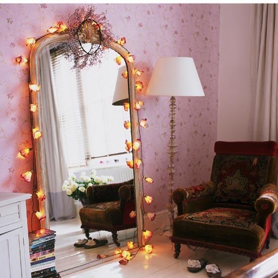 романтична детска стая