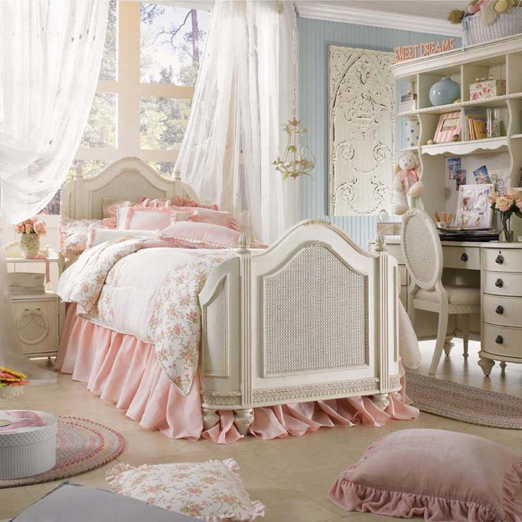 романтична стая за момиче