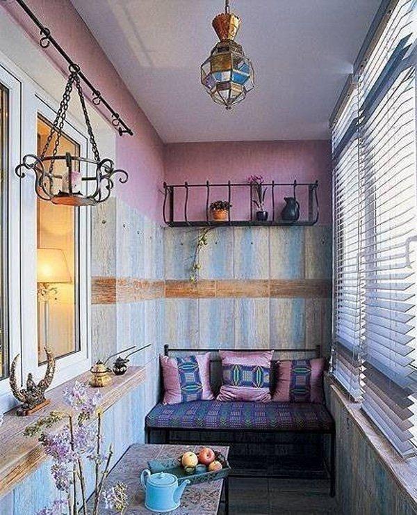 романтична тераса