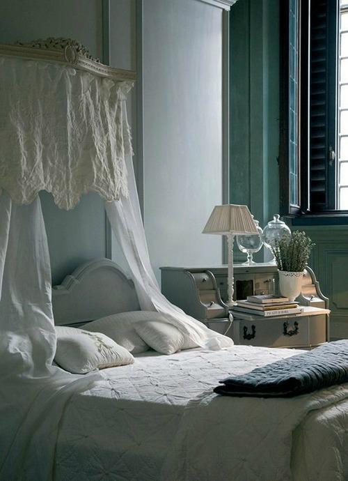 романтика в спалнята
