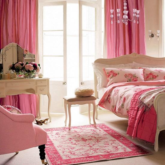 спалня за тийнейджърка