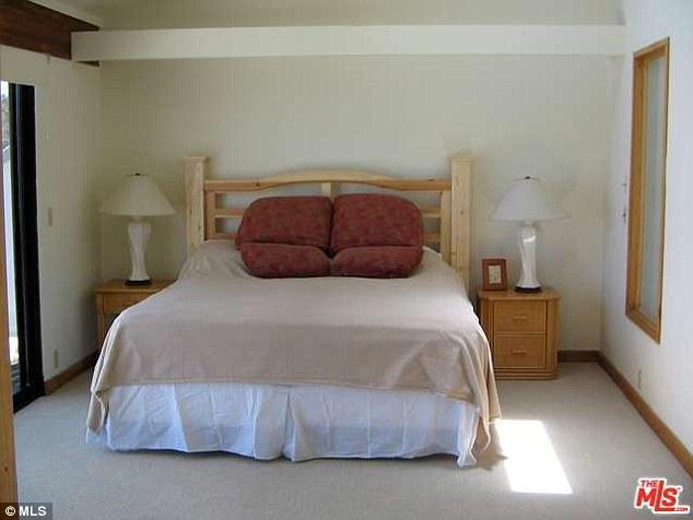спалнята на Лана Дел Рей