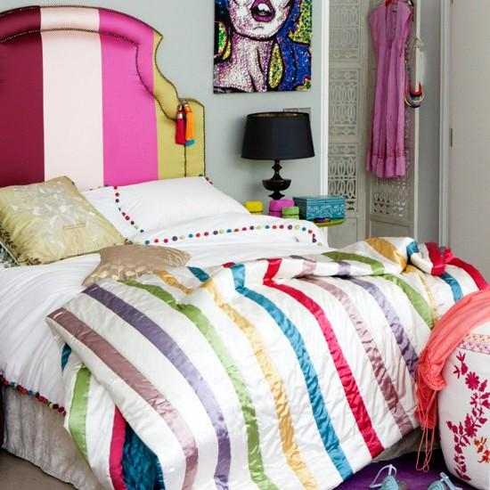 цветна стая за момиче