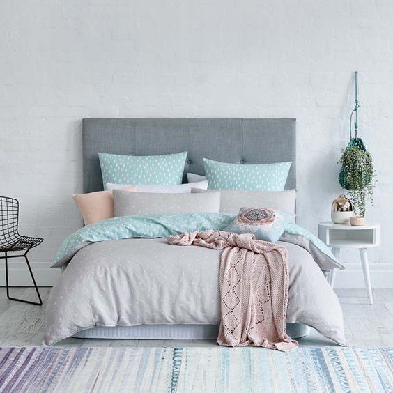 цветовете на 2016 в спалнята
