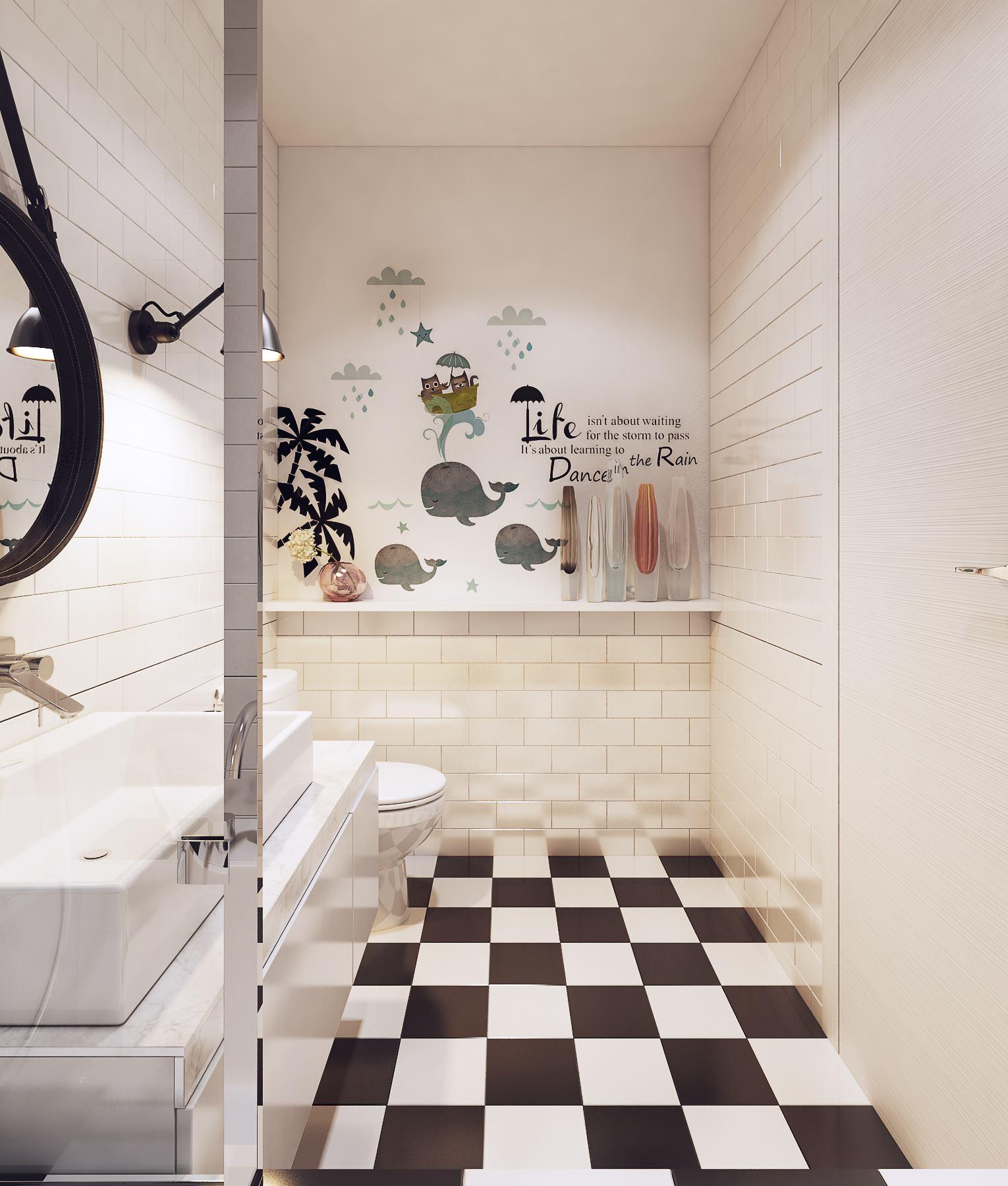 апартамент в скандинавски стил1