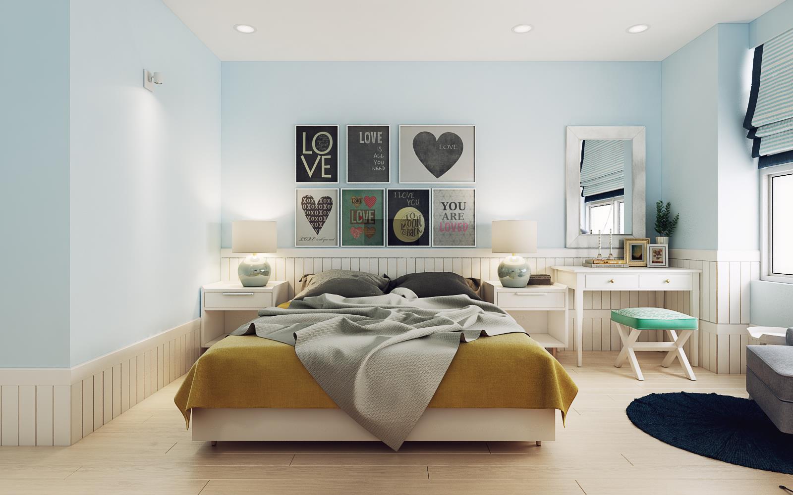 апартамент в скандинавски стил 10