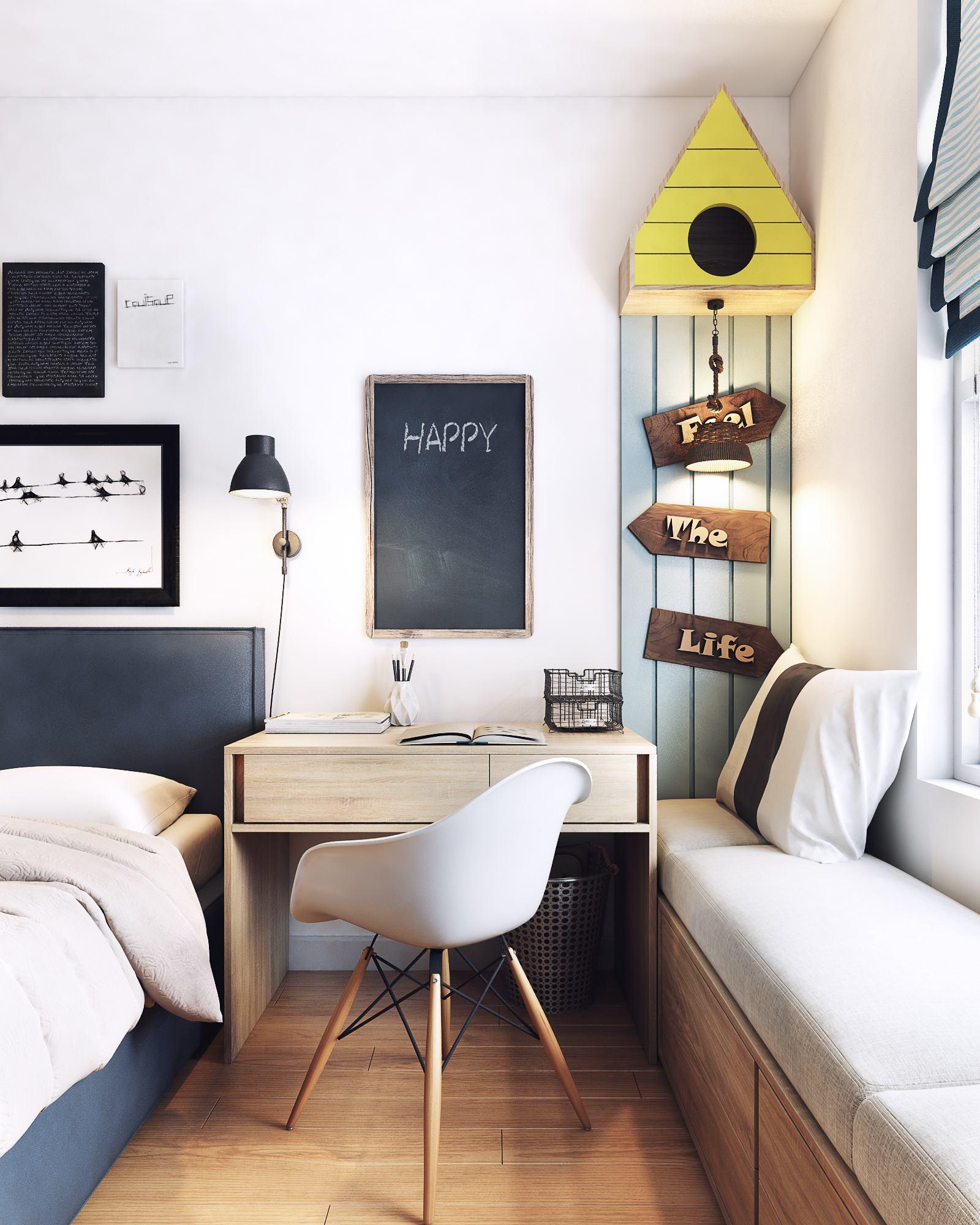 апартамент в скандинавски стил 11