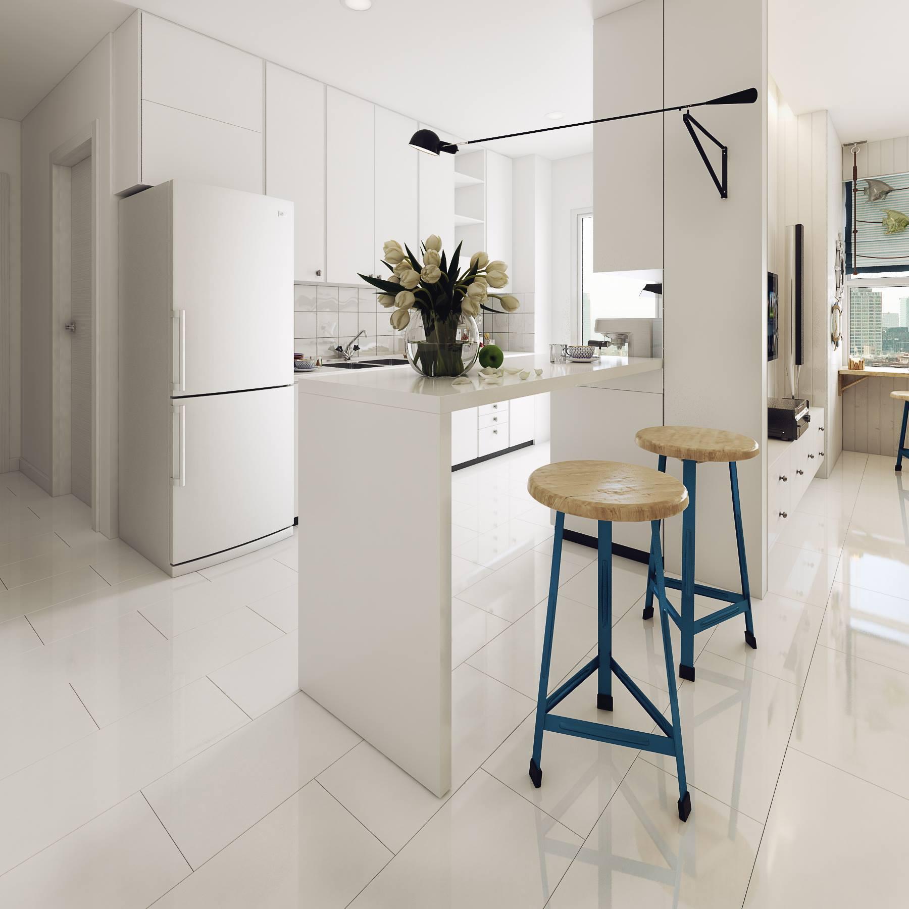 апартамент в скандинавски стил 15