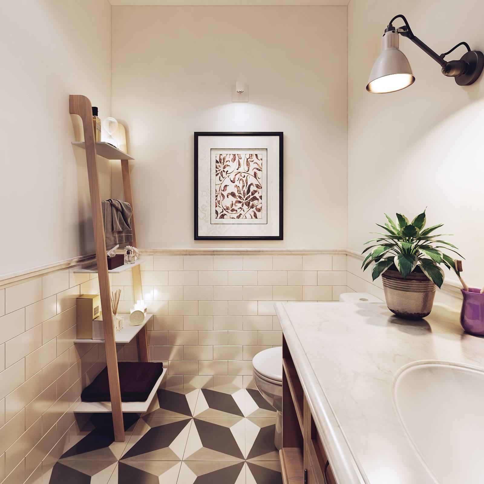 апартамент в скандинавски стил 5